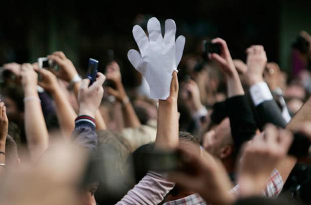 Honoring the White Glove