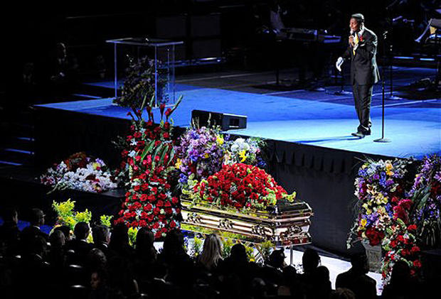 Jackson Family Says Goodbye