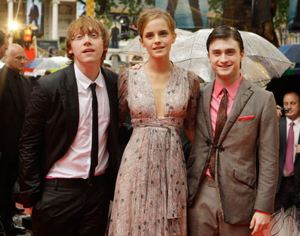 """""""Potter"""" Premieres in NYC, London"""
