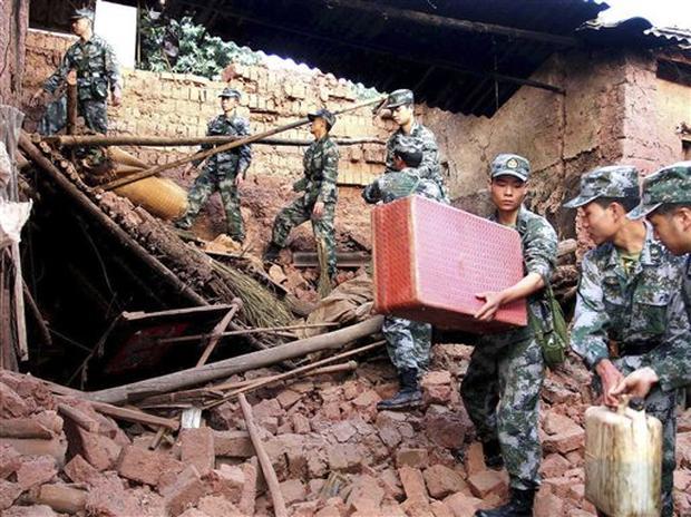China Earthquake