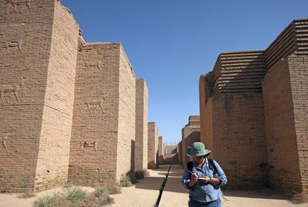 Attack on Ancient Babylon