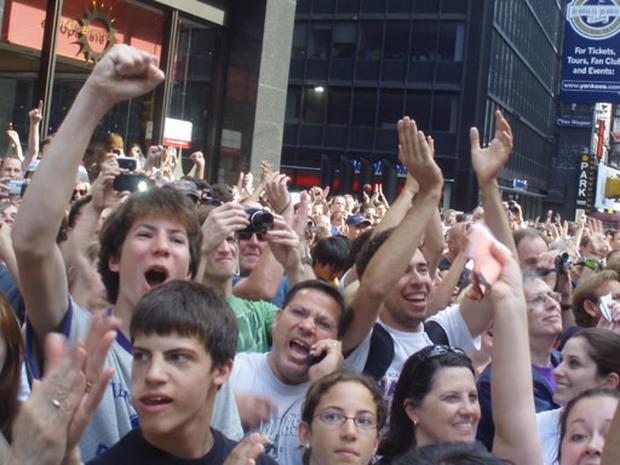"McCartney Rocks the ""Late Show"""