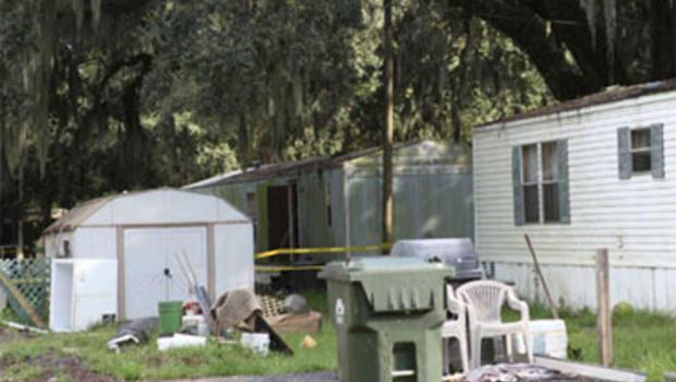7 Found Slain At Georgia Mobile Home