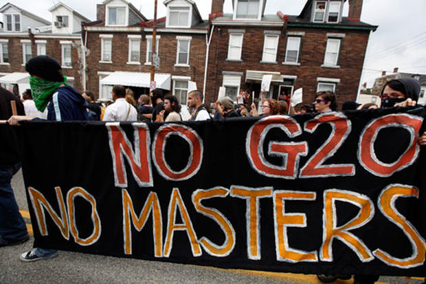 G-20 Protests