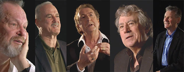 40 years of Monty Python