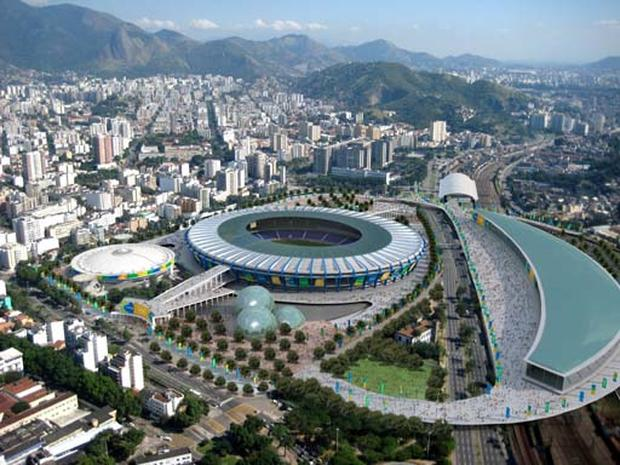 Olympic Games Go to Rio