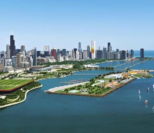 Chicago's 2016 Olympic Bid