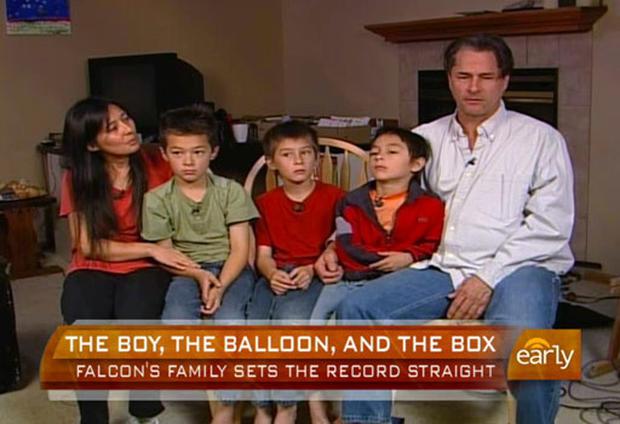 "The  ""Balloon Boy"" Incident"