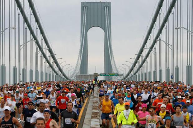 New York City Marathon 2009
