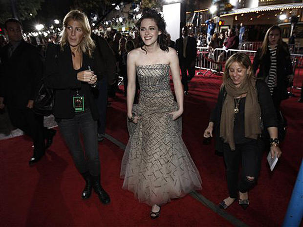 """New Moon"" Premiere"