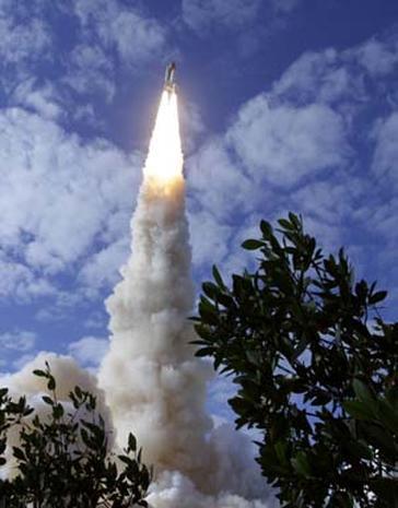 Space Shuttle Atlantis - Photo 1 - Pictures - CBS News
