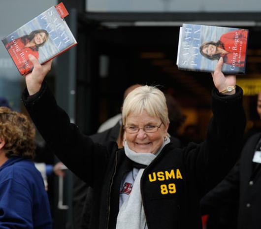 Palin Book Tour Draws Crowds