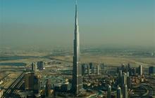 Dubai's Vertical City