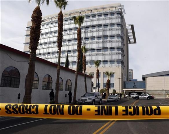 Federal Building Shooting