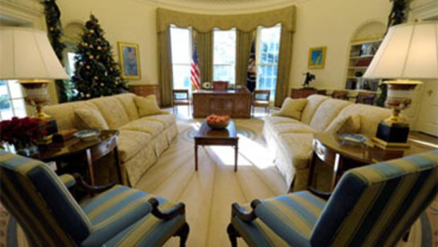 president barack obamas oval office at the white house in washington tuesday dec 29 2009 ap photosusan walsh barack obama enters oval