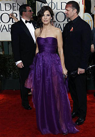 Golden Globes Red Carpet: Movie Stars