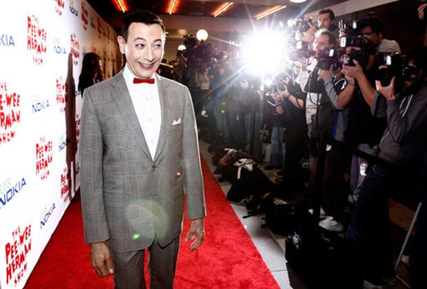 Pee-Wee's Big Night