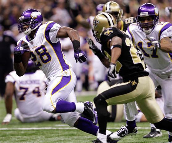 NFC Championship: Saints vs. Vikings