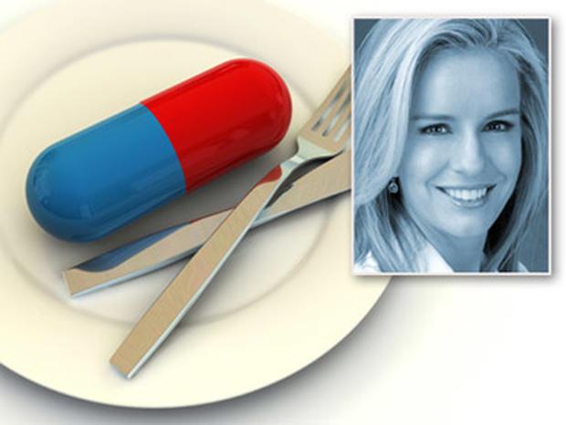 Early Show - Dr. Jennifer Ashton - Diet Pills (CBS / iStock Photo)