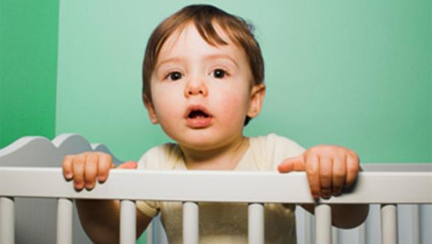 New Rules For Safe Sleep Spotlight Crib Bumper Risk For