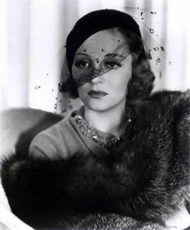 Tallulah, the original Hollywood bad girl