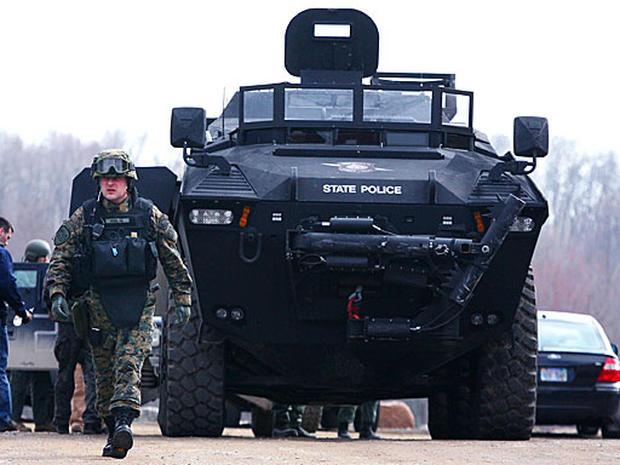 Hutaree Militia Members Arrested in FBI Raids