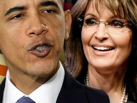 Obama Palin