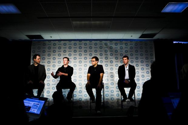 Inside the Open Graph at Facebook's F8 (photos)