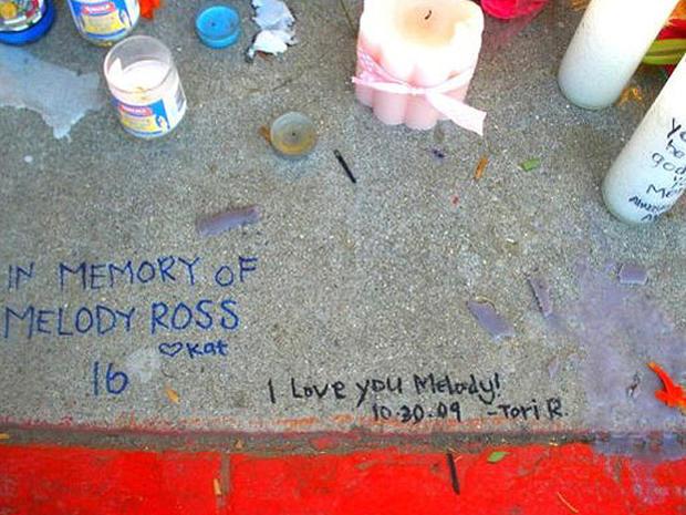 Melody Ross: A Tragic Death