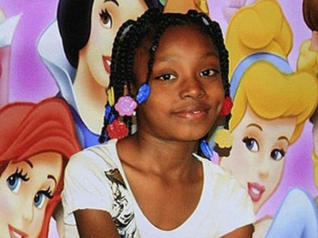 Aiyana Jones, 7, killed by Detroit cop
