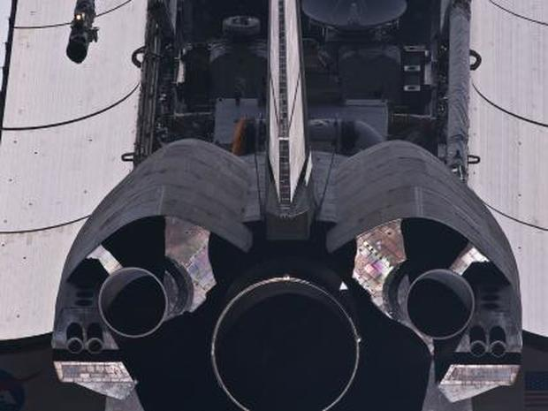 Close-Ups from Atlantis' Final Mission