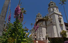 The Gardens of Hearst Castle