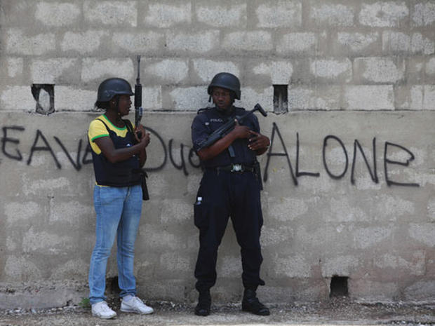 Kingston Jamaica State of Emergency