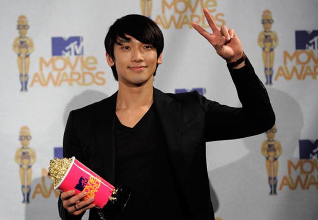 MTV Movie Awards Backstage