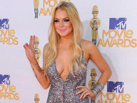 """Lindsay Lohan Dancing with the Stars? Judge Carrie Ann Inaba """"Wants Her So Bad"""""""