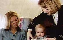 NTSB: Infants Need Own Seats