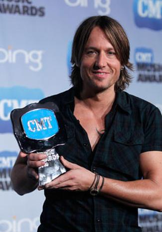 CMT Awards 2010  Winners Backstage