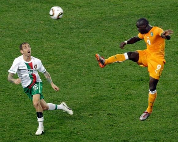 2010 World Cup: Opening Rounds