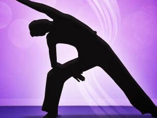 Yoga Stretch iPhone app (Neil Harris)