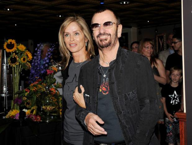 Ringo Starr Turns 70