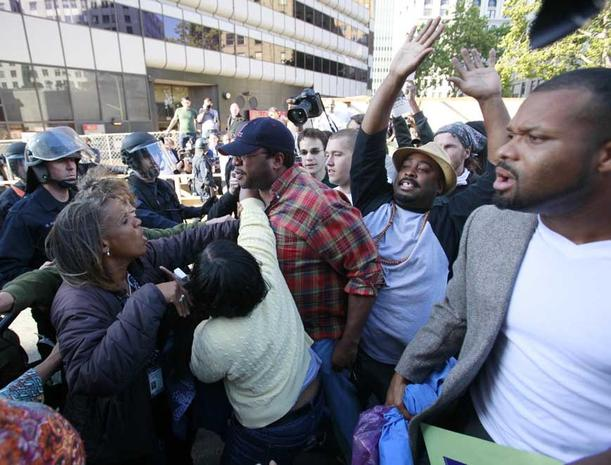 BART Shooting Verdict Unrest