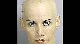 Female Sex Offender...Oh My God Look at this Mug Shot