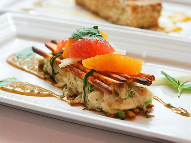 Crab Cake Recipe Low Calorie: David Burke's Calorie Curbing Crab Cakes