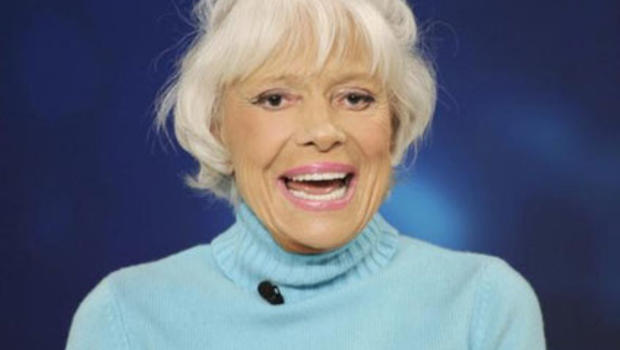 Carol Channing on the view