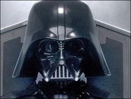 Darth Vader Robs Bank; Man Used Gun - Not Force - in Robbery