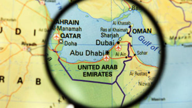 Jailed US businessman on hunger strike in Dubai This is my cry – Map of Abu Dhabi and Dubai