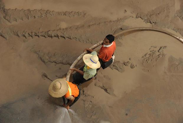 Floods, Landslide in China
