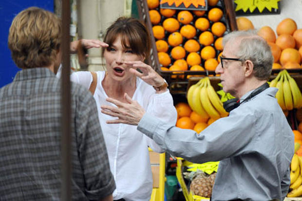 Carla Bruni-Sarkozy's Acting Debut