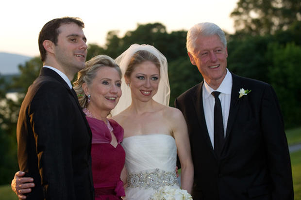 Chelsea Clinton's Wedding Pictures