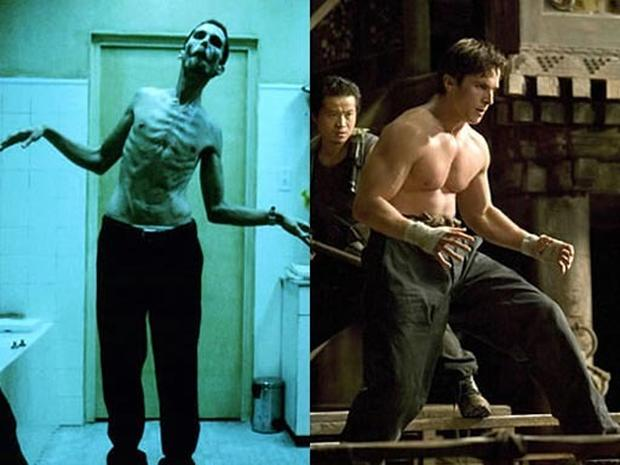 christian bale 10 most shocking celebrity weight changes